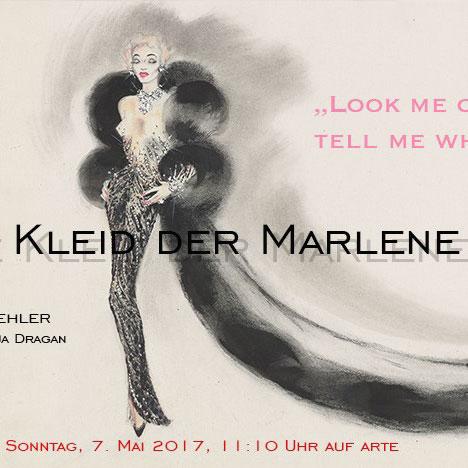 """Tom in """"Das letzte Kleid der Marlene Dietrich"""" am Sonntag auf arte"""