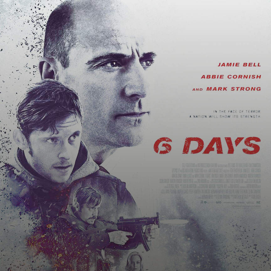 "Ateliernews: Tom spricht Mark Strong in Geiselthriller ""6 Days"""