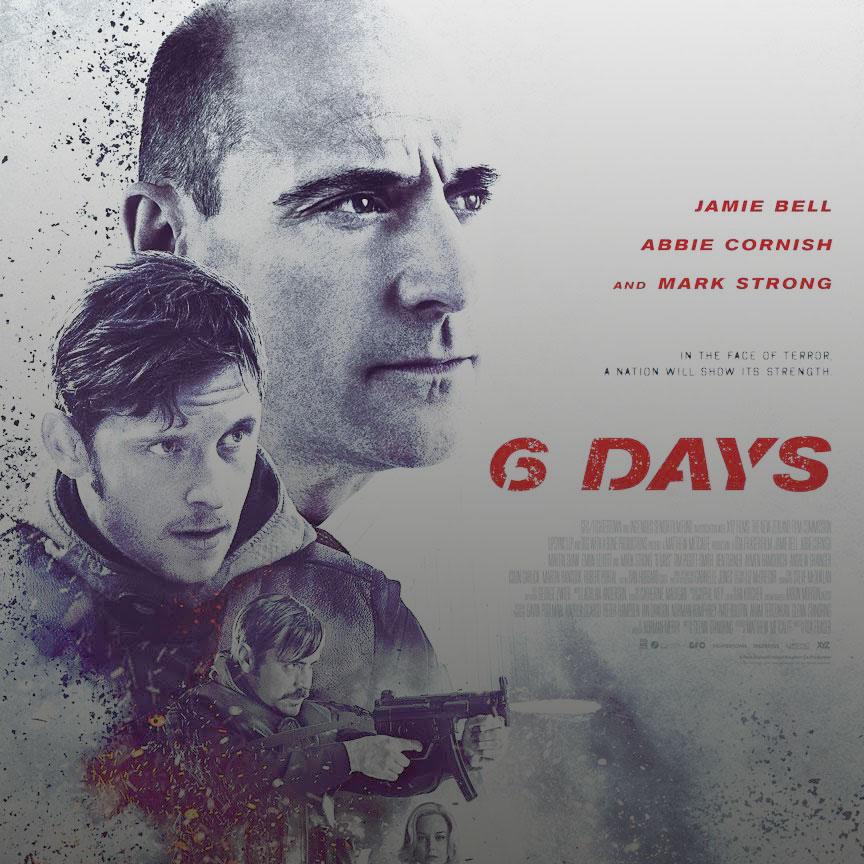 """Ateliernews: Tom spricht Mark Strong in Geiselthriller """"6 Days"""""""