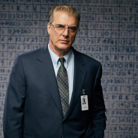 "++Ateliernews++Tom synchronisiert Chris Noth in ""Manhunt: Unabomber"""