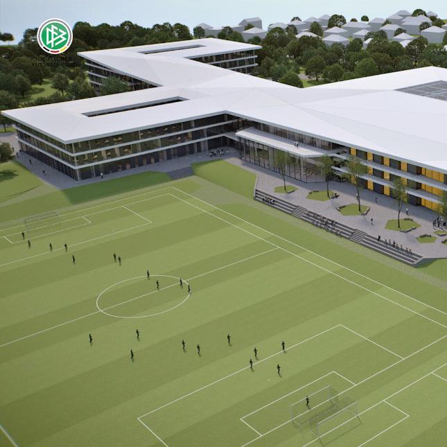 Tom spricht Kommentar für den 'neuen DFB und seine Akademie'