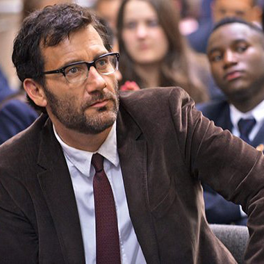 "Tom synchronisiert Clive Owen ein zweites Mal in ""Words and Pictures"""
