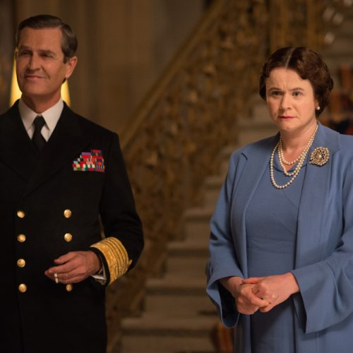 Rupert Everett in A Royal Night Out